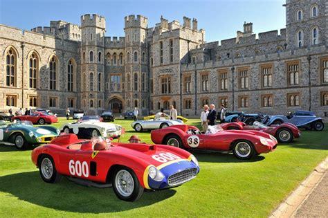 Windsor Castle Concours Of Elegance 2016