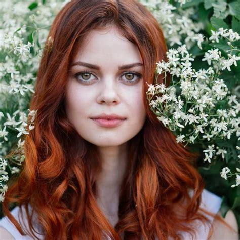 rote haare färben haare f 228 rben so gelingt der perfekte haarton brigitte de