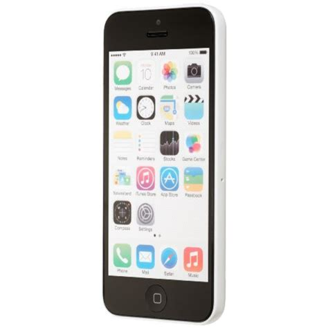 iphone 5c apple apple unlocked apple iphone 5c in white 16gb