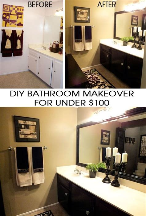 bathroom makeovers bathroom  home projects  pinterest