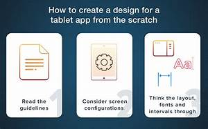 Simple Guide To A Tablet App Development  Tricks And Hints