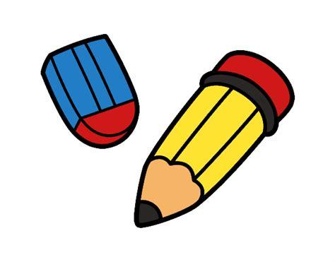 el l piz y el martillo dibujo de l 225 piz y goma pintado por en dibujos net el d 237 a