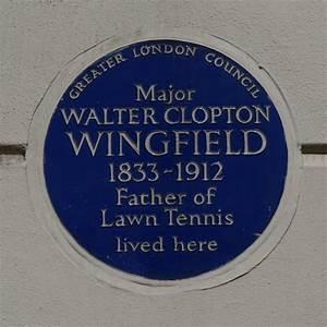 Walter Clopton Wingfield : London Remembers, Aiming to ...