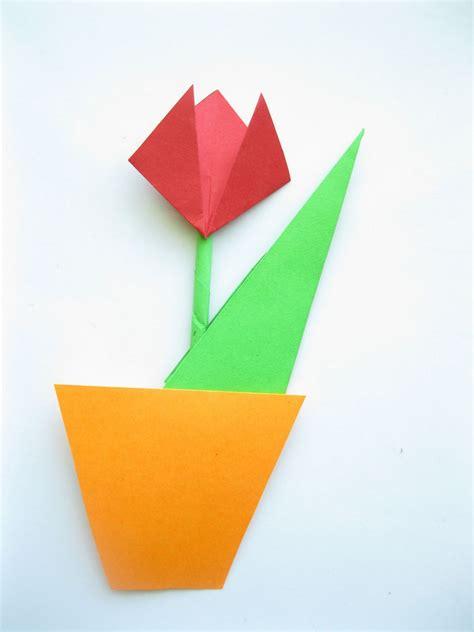 Fleurs En Origami Facile  7 Idées Originales Avec Des