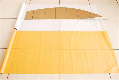 fabriquer lion papier de soie palzon
