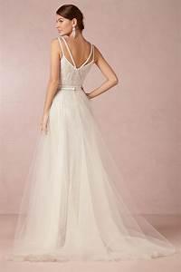 elsa tulle skirt from bhldn our april 2015 wedding With wedding dress tulle skirt
