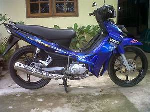 Modifikasi Motor Jupiter Z1 Kontes