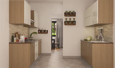 parallel kitchen design ideas modular parallel white kitchen designs from 4100