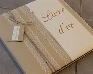 Livre D Or Mariage Champetre : livre d 39 or gamme mariage champ tre chic autres ~ Dode.kayakingforconservation.com Idées de Décoration
