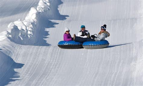 tub cing winter tubing utah olympic legacy foundation