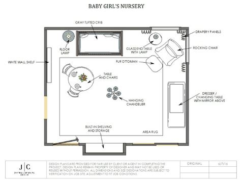 Room Planner App How To Change Dimensions by Riviera Drive East Project Baby S Lavender Nursery