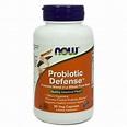 Probiotic Defense by Now Foods 90 Vegetarian Capsules