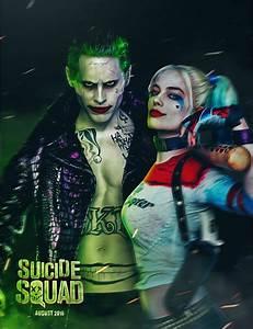 Suicid Squad Joker : suicide squad joker and harley by ehnony the joker pinterest harley quinn joker and ~ Medecine-chirurgie-esthetiques.com Avis de Voitures