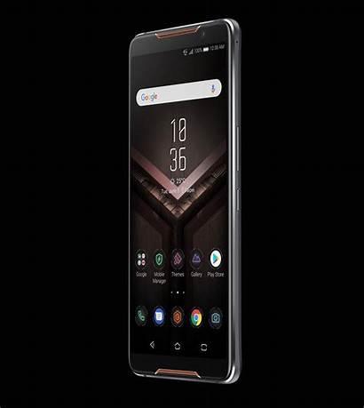 Rog Phone Asus Gaming Screen Snapdragon Overclocked