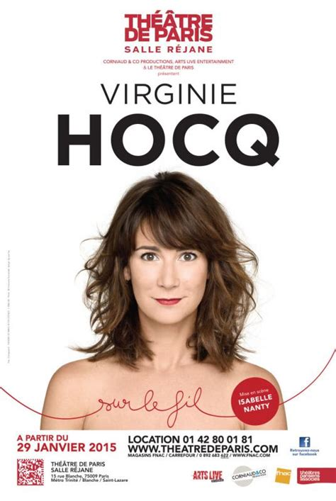 2 adresse siege social théâtre de site officiel spectacle virginie hocq