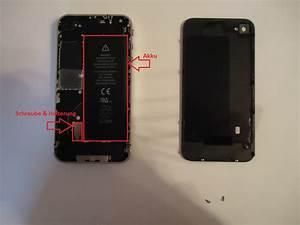 iphone 4s akku wechseln