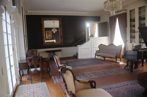 Plantation House Interior