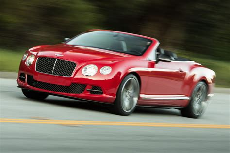 2013 Bentley Continental Gt Speed Convertible Review