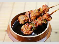 Japanese Chicken Yakitori Kebabs Recipe