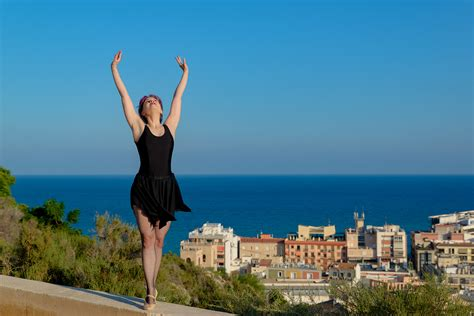 Ara Baudi, sesión de fotos Ballet en Alicante on Behance