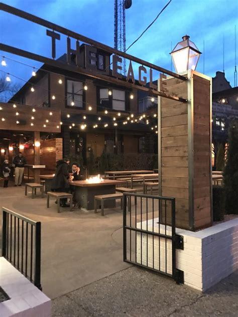 restaurants  outdoor patios  louisville