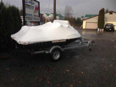 Boat Shrink Wrap Vancouver Bc by Shrink Wrapping Cv Marine Courtenay Columbia