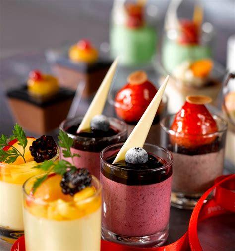 Mini Fruit Shot Glass Desserts