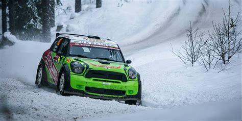Ukraiņa Gorbana WRC ekipāža triumfē