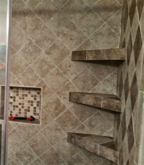 Bathroom Tile Shelf by 51 Bathroom Tile Shelf Bathroom Remodeling Design Ideas