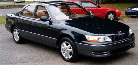 1994 Lexus Es 300  Information And Photos Momentcar