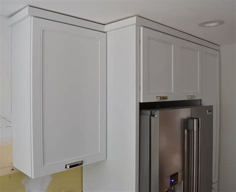 crown moulding ideas for kitchen cabinets kitchen renovation the cabinets burger