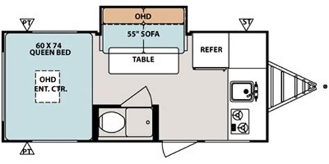 2010 r pod floor plans 2010 forest river r pod rp 175 trailer reviews prices