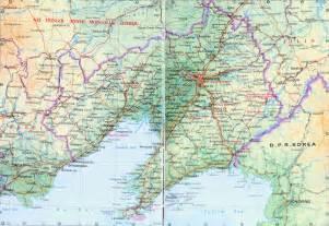 Liaoning Province China Map