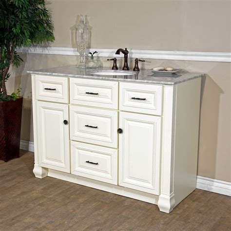 white bathroom vanity  pros  cons interior