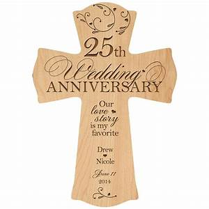 1000 ideas about 25th anniversary gifts on pinterest With 25th wedding anniversary gift ideas for couples