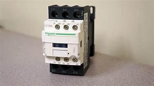 Telemecanique - Lc1d25g7 - Contactor