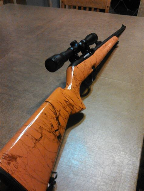 Hydrographic Firearms | Euro Skull Mount