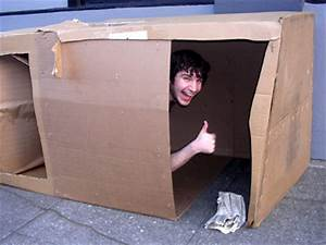 Living In The Box : refrigerator box like you 39 ve got something better to do ~ Markanthonyermac.com Haus und Dekorationen
