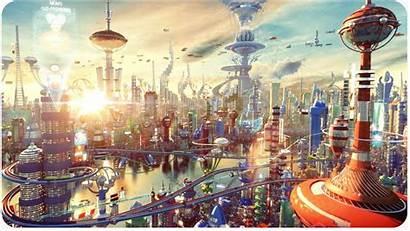 Future Futurama 3d Concept Animation Artist Cartoons