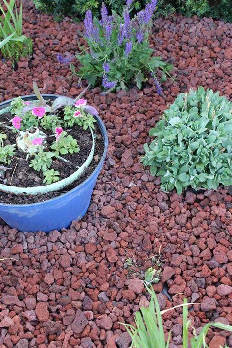 mulch alternatives adding curb appeal   home