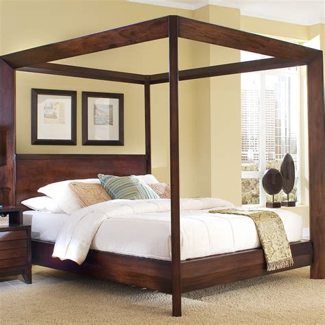home image island canopy customizable bedroom set