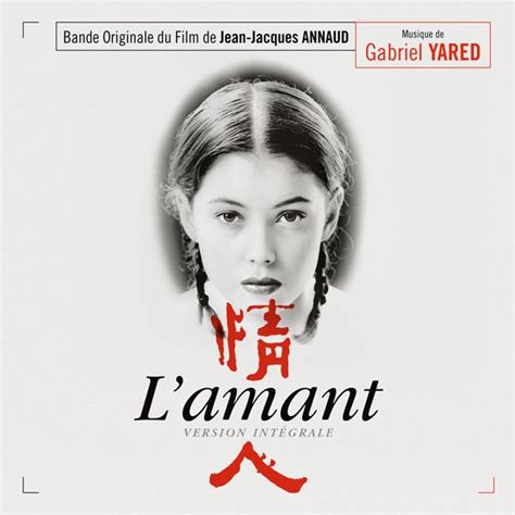 l amant the lover gabriel yared cd