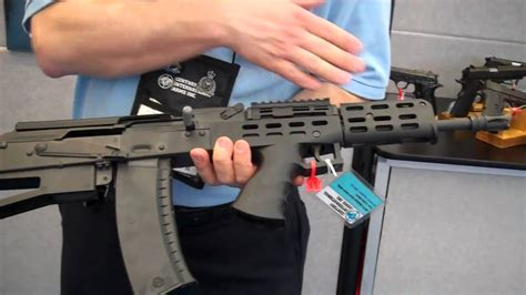 Century International Arms Ak-74 Bullpup Sporter