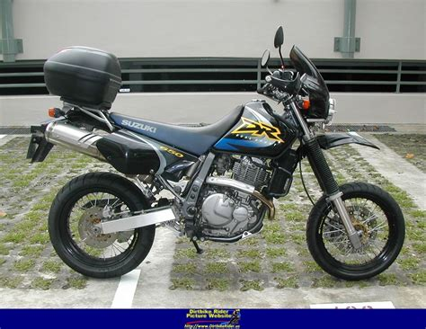 Suzuki Dr650 by Dirtbike Rider Picture Website
