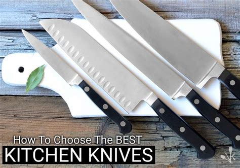 knives kitchen knife difficult exactly types know