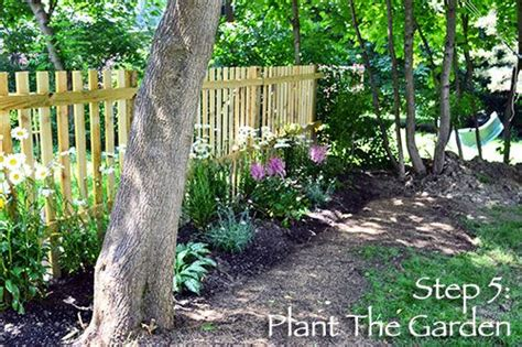 gardening for dummies how to plant a basic shade garden