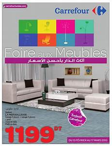 issuu catalogue carrefour foire aux meulbes by With catalogue carrefour tunisie meubles