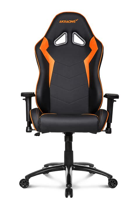 akracing octane gaming chair orange akracing usa