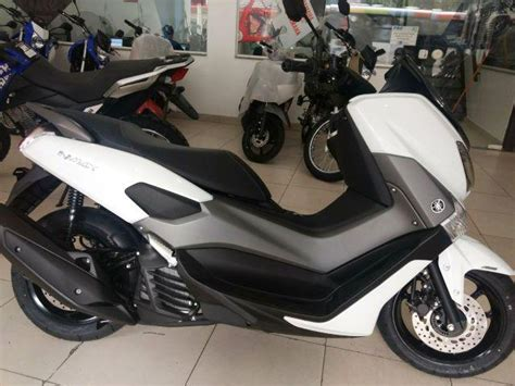 Nmax 2018 Valor by Yamaha Nmax Scooter Branca 160 2018 2018 Motos Tanque