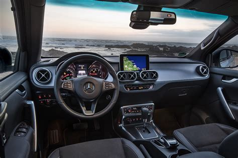 Mercedes X Class Interior by Mercedes Cer Revealed Called The Grid Quot X Class Quot